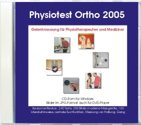Physio-Test Ortho 2005 (CD-Rom)